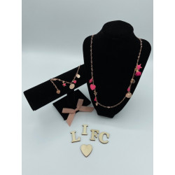Parure Lifc Pink
